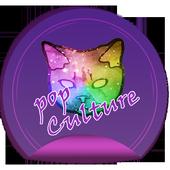 Pop Art Stickers icon