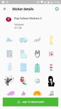 Pop Art Stickers screenshot 5