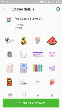 Pop Art Stickers screenshot 7
