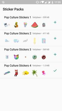 Pop Art Stickers poster