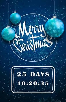 Christmas Countdown Timer Free screenshot 1