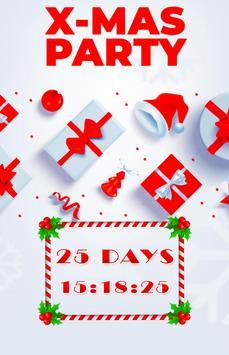 Christmas Countdown Timer Free screenshot 2