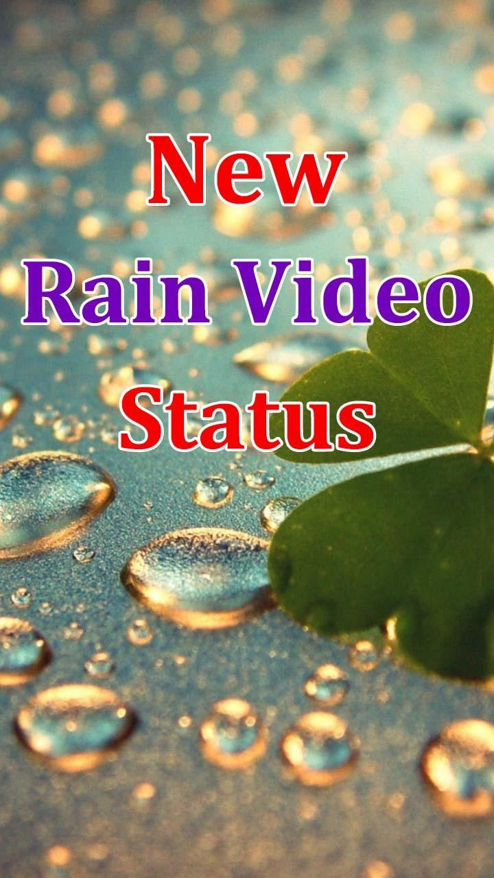 Rain Video Song Status For Android Apk Download
