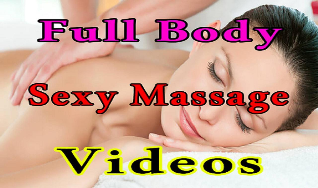 Sexy Full Body Massage