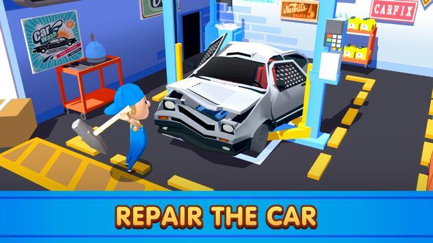 Car Fix Tycoon Ekran Görüntüsü 1