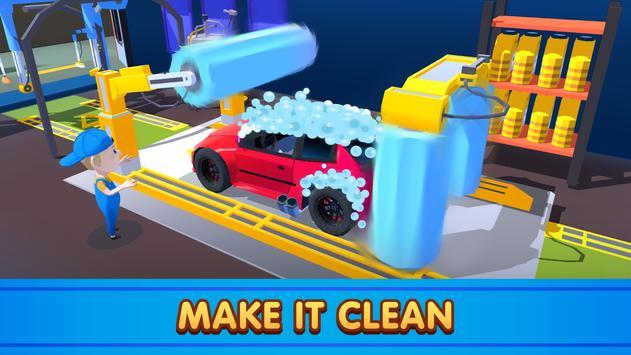 Car Fix Tycoon Ekran Görüntüsü 2