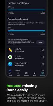 Caelus Icon Pack - Colorful Linear Icons Ekran Görüntüsü 5
