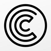 Caelus Black Icon Pack - Black Linear Icons simgesi