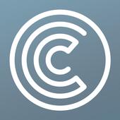 Caelus White Icon Pack - White Linear Icons simgesi