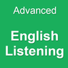 Advanced  English Listening icon