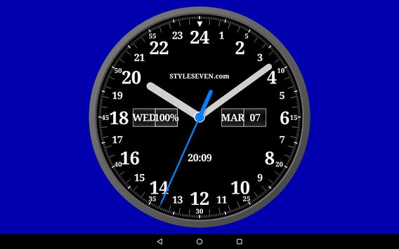 4fe65c7c7 Analog Clock 24-7 for Android - APK Download