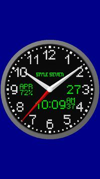 ae6569c36 3D Analog Clock Live Wallpaper-7 for Android - APK Download