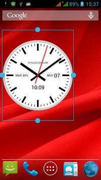 cca70e9e6 Swiss Analog Clock-7 for Android - APK Download