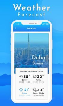 Live Weather Report screenshot 1