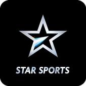 Star Sports Live أيقونة