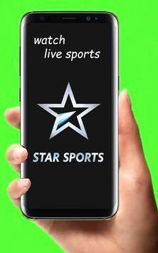 Star Sports Live الملصق
