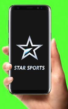 Star Sports Live تصوير الشاشة 1