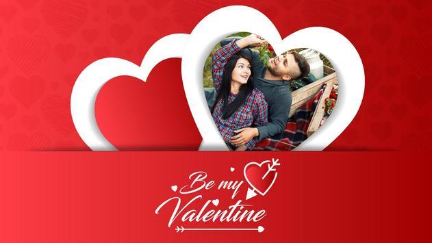 Valentine Photo Editor poster