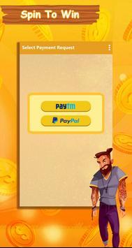 Spin to Win : Earn Daily 10$ : Earn Free Cash screenshot 1