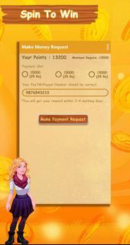 Spin to Win : Earn Daily 10$ : Earn Free Cash screenshot 3