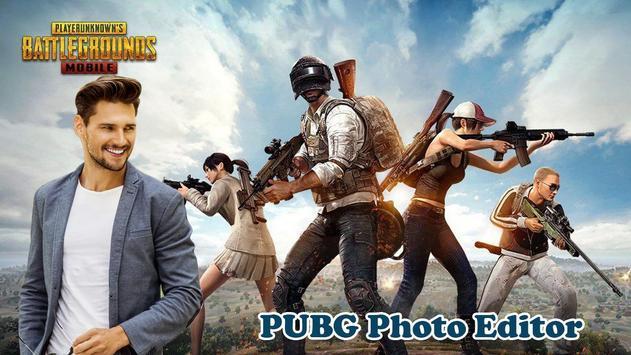 PUBG Photo Editor : PUBG DP Maker poster