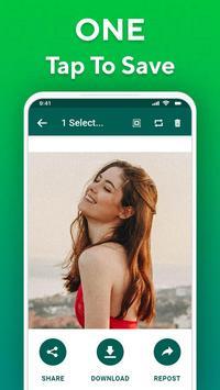 Status Download - Status Saver for WhatsApp スクリーンショット 1