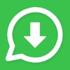 ビデオダウンロード - Status Saver for WhatsApp アイコン