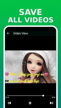 Status Saver ảnh chụp màn hình 8