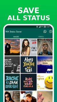 Descargador de Estados de WhatsApp captura de pantalla 6