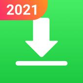 動態下載器(Status Saver) - 快速免費下載WhatsApp 動態中的高畫質的影片和圖片 圖標