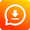 Сохранение статусов для WhatsApp иконка