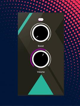 Headphones Loud Volume Booster pro screenshot 1