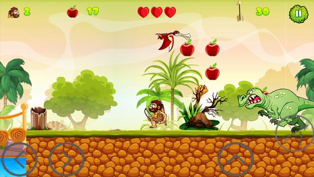 Caveman Adventure скриншот 1