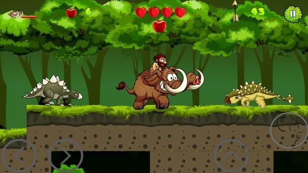 Caveman Adventure скриншот 5