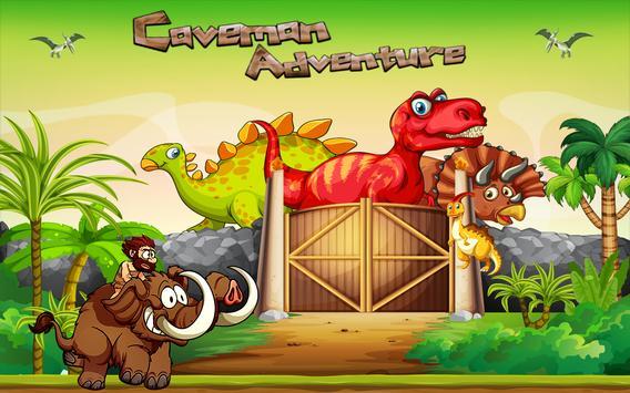 Caveman Adventure скриншот 8