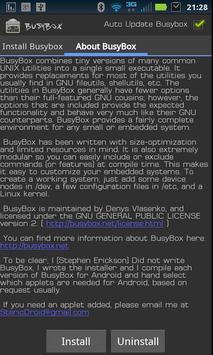 BusyBox plakat