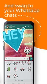 Hooah Stickers - WhatsApp Sticker Collection screenshot 4