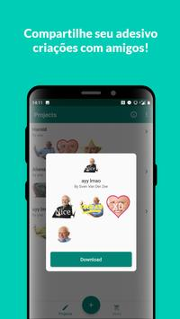 Sticker Maker para WhatsApp - Sticker Studio