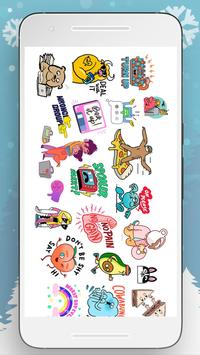 The Stickers pack creators - Stickers for Whatsapp screenshot 1