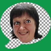 Создай стикеры для Ватсапа - Стикеры по новому иконка