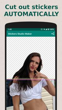 Sticker Make for WhatsApp screenshot 1