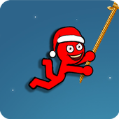 Stickman Swing Hook icon