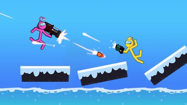 Spider Stickman Fight 2 - Supreme Stickman Warrior screenshot 1