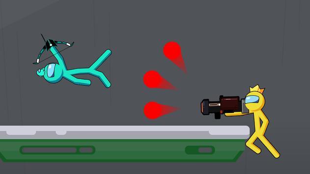 Spider Stickman Fight 2 - Supreme Stickman Warrior screenshot 2