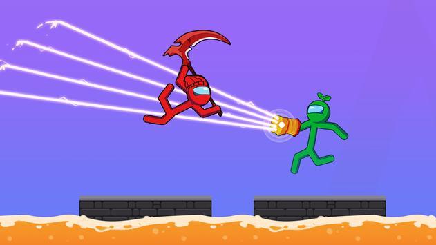 Spider Stickman Fight 2 - Supreme Stickman Warrior screenshot 8