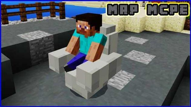 Furniture for MCPE poster