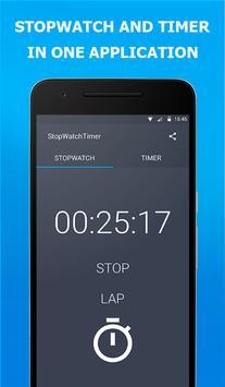Stopwatch Timer Original poster
