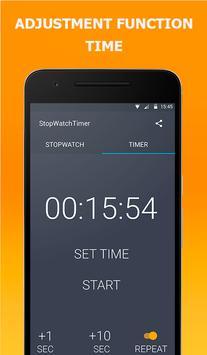 Stopwatch Timer Original screenshot 1