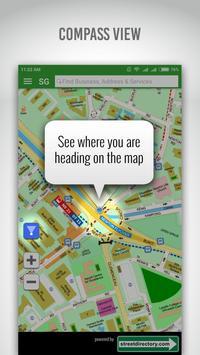 Singapore Map screenshot 1