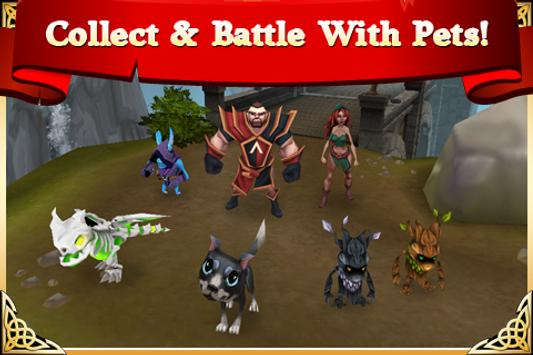 Arcane Legends screenshot 4